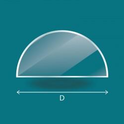 5mm - Demi-cercle