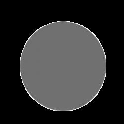 Plaque de sol Ronde - Acier