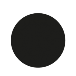 Plaque De Sol Ronde Ø60 Cm - Ref DN-017.PSC1N3