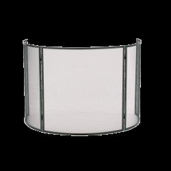 Protection Poele Caligo Noir Givre - Ref DN-003.10084N3