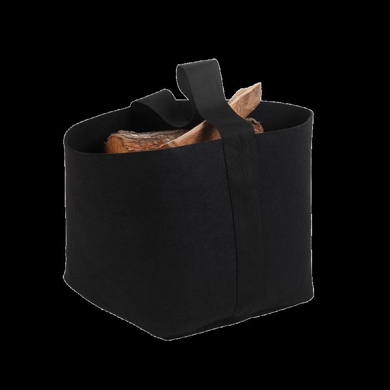 Sac A Buches Feutrine Noir Trendy - Ref DN-005.S1008