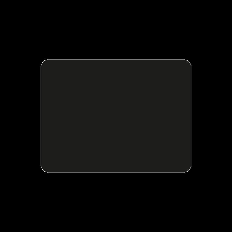 Plaque De Sol 80X60 Cm - 4 Angles Arrondis - Ref DN-017.PSR1N3