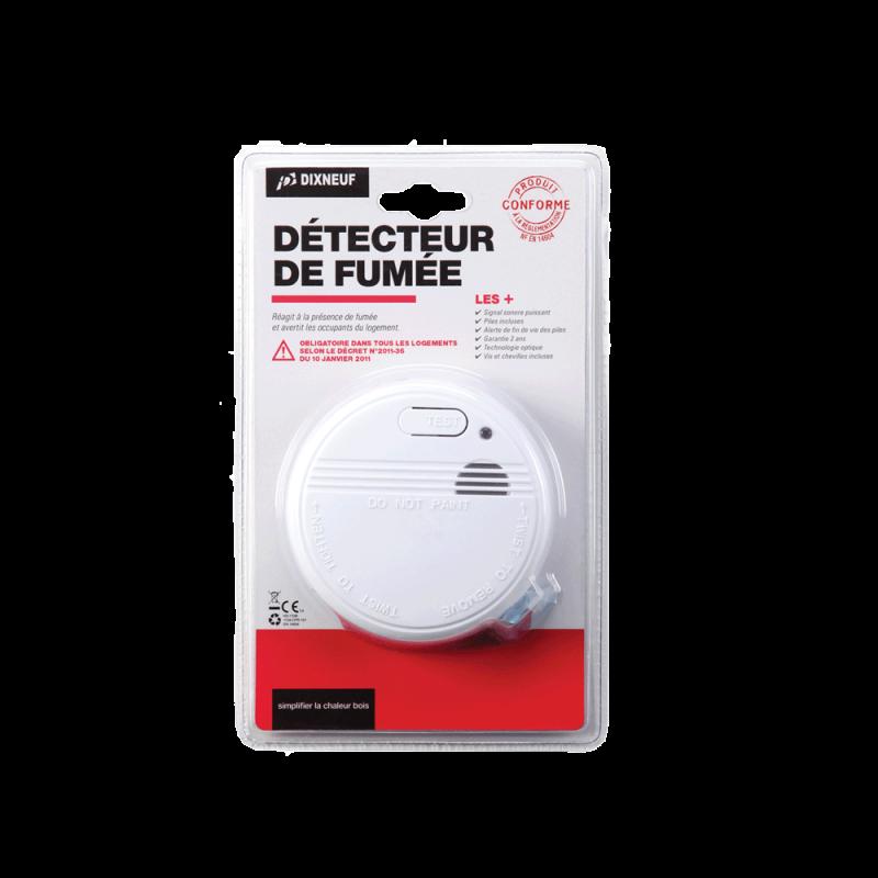 Detecteur De Fumee - Ref DN-042.DETECTFUMEE