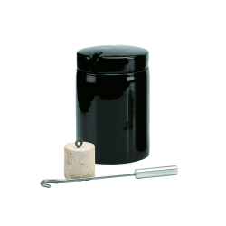 Novafeu Porcelaine Noire - Ref DN-042.NOVAFEU5